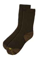 Keen North Country Mid Length Socks Black
