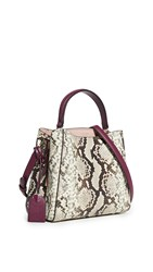 Kate Spade New York Fleur Small Top Handle Satchel Sangria Multi