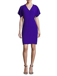 Elie Tahari Lourdes Cold Shoulder Dress Mirage