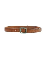 Manuel Ritz Belts Brown