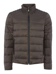 Replay Men's Light Nylon Jacket Brown