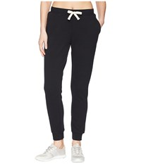 Ugg French Terry Joggers Black Casual Pants