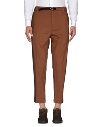 .. Beaucoup Casual Pants Brown