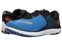 Brooks Pureflow 6 Electric Blue Black High Risk Red Men's Running Shoes