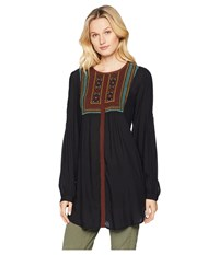 Double D Ranchwear Montrose Tunic Black Clothing