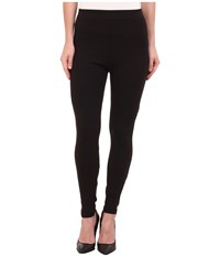 Miraclebody Jeans Pull On Ponte Legging Jet Black Women's Clothing