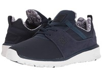 Dc Heathrow Se Navy Navy Women's Skate Shoes Blue