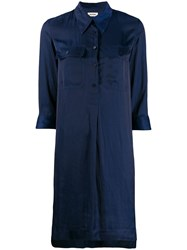 Zadig And Voltaire Roa Dress Blue