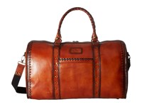 Patricia Nash Milano Weekender Tan Weekender Overnight Luggage