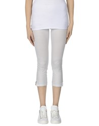 Almeria Trousers Leggings Women Light Grey