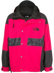 The North Face Hooded Block Colour Jacket 60