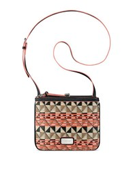 Nine West Jaya Crossbody Bag Mandarin Red Multi