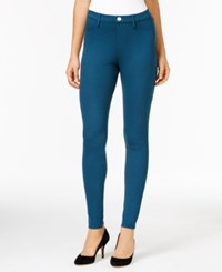 Lee Platinum Petite Jada Jeggings Deep Teal