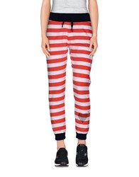 Odi Et Amo Trousers Casual Trousers Women Red