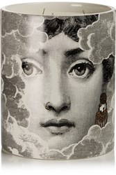 Fornasetti Nuvola Mistero Scented Candle Gray