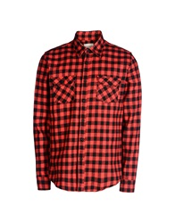 Edward Spiers Shirts Red
