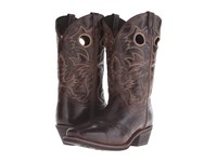 Laredo Pequin Brown Cowboy Boots