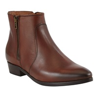 Collection Weekend By John Lewis Pontoise Ankle Boot Brown