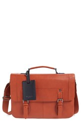 Men's Ted Baker London 'Miamore' Leather Briefcase