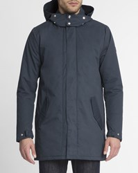Revolution Blue Detachable Hood 7444 Parka