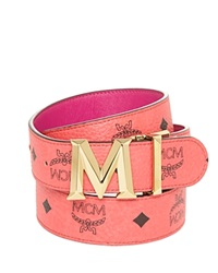 Mcm Belt New M Auto Reversible Red