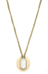 Women's Louise Et Cie Geometric Pendant Necklace