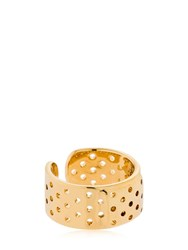 Schield Little Plaster Ring Gold