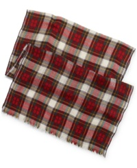 Denim And Supply Ralph Lauren Polo Ralph Lauren Plaid Wool Scarf Plaid Multi