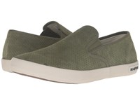 Seavees 02 64 Baja Slip On Varsity Cypress Men's Shoes Green
