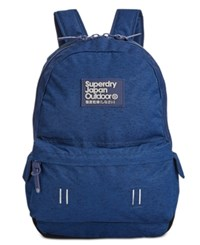 Superdry Men's Real Montana Backpack Navy