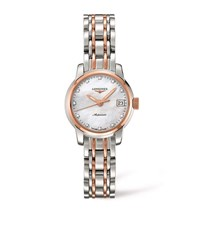 Longines Saint Imier Collection Date Watch Unisex White