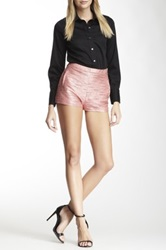 Stella And Jamie Nilda Striped Short Pink