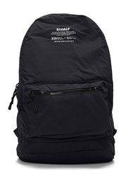 Ecoalf Munich Backpack Navy