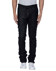 Individual Sentiments Casual Pants Black