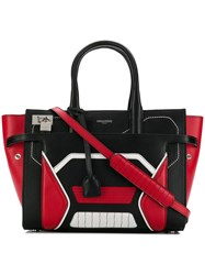Zadig And Voltaire Sac Candide Medium Racing Tote Red