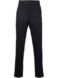 Melindagloss Chino Trousers Blue