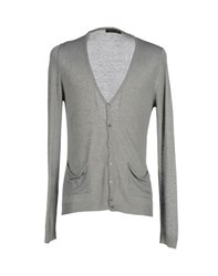 Gold Case By Rocco Fraioli Knitwear Cardigans Men Grey