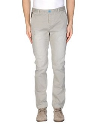 Magazzini Del Sale Casual Pants Grey