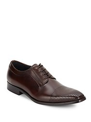 Kenneth Cole Reaction Course Of Action Oxfords Black