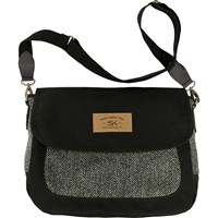 Stormy Kromer The Companion Purse In Harris Tweed