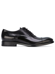 Henderson Fusion Classic Oxford Shoes Black