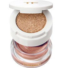 Tom Ford Ss16 Eyeshadow Double Decked Golden Peach