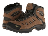 Hi Tec Bandera Mid Wp Bone Brown Mustard Men's Hiking Boots
