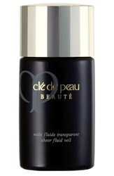 Cle De Peau Beaute Sheer Fluid Veil Spf 21