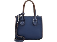 Moreau Women's Bregancon Top Zip Mini Tote Blue