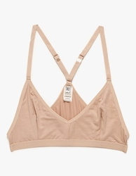 Base Range X Bra In Nude