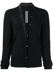 Rick Owens Buttoned Cashmere Knitted Top 60