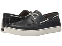 Sperry Gold Sport Casual 2 Eye W Asv Navy Men's Lace Up Casual Shoes