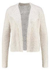 S.Oliver Denim Cardigan As Original Beige
