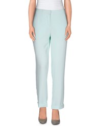 Hotel Particulier Trousers Casual Trousers Women Light Green